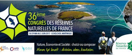 36 eme congres des Reserves Naturelles de France